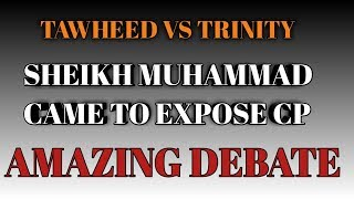 Christian Prince vs Sheikh Muhammad. Debate.