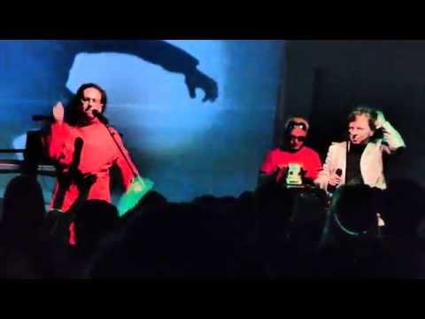 "Information Society ft. Gerald Casale from Devo ""Beautiful World"" (7/26/2014)"
