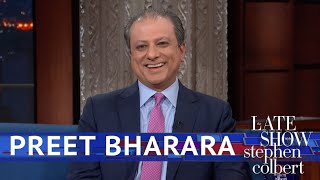 Why Preet Bharara Didn\'t Return Donald Trump\'s Call