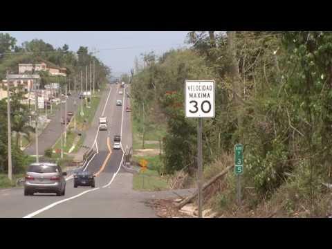 Otro desprendimiento amenaza la carretera 111