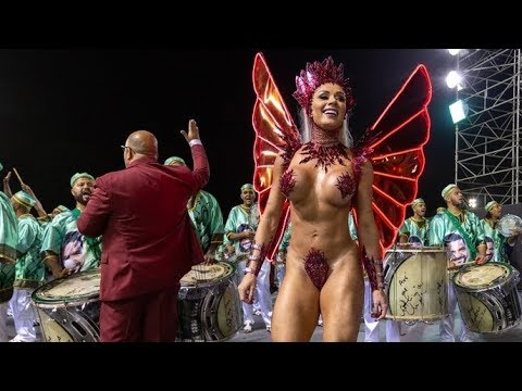 Franchy - VIDEO: Brazilian Carnival 2019! #HOYSEBAILA
