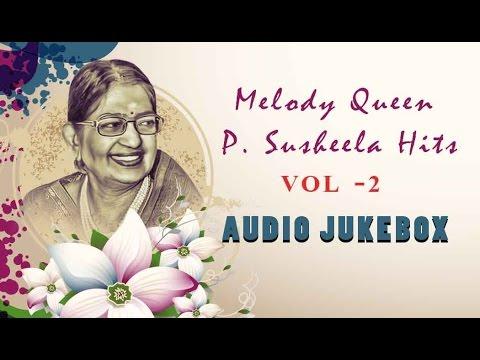 Best of P Susheela Songs Jukebox | Volume 2 | Best Tamil Movie Songs | Top 10 Hits Collection