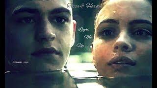 Download After ⚜ Tessa & Hardin : Light Me Up Mp3