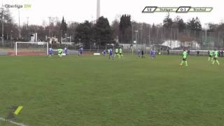 SV Stuttgarter Kickers II vs. 1. FC Bruchsal: Die Zusammenfassung (Die Ligen)