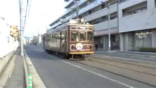 京福電車40 つりかけの音