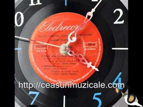 Valentin Teodorian - Piove (Ciao ciao bambina) - Ceasuri Muzicale