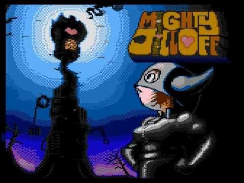 Mighty Jill Off - Atari 800XL / 130XE version