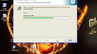 Instalacion de MySQL en Windows XP sp2.mp4