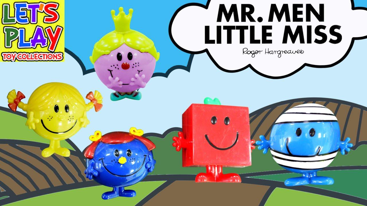 The Mr Men Show Toys 118