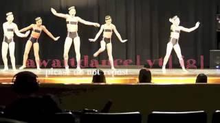Kalani Chloe Nia Maddie Kendall Mackenzie - Unaired Dance Moms Group - Yum Yum - Season Four
