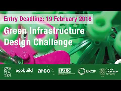 Green Infrastructure Design Challenge - Call For Entries