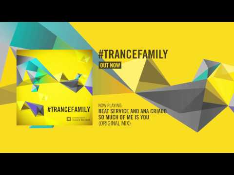 #TRANCEFAMILY Compilation Full Versions - Various (Amsterdam Trance Radio)