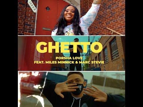 Porsha Love Ghetto ft Marc Stevens & Miles Minnick
