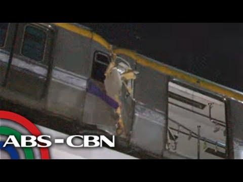 Banggaan Ng Dalawang Tren Ng LRT-2, Iniimbestigahan Na | Bandila