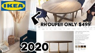 NEW AT IKEA 2020: COME SHOPPING WITH ME + DUPES!