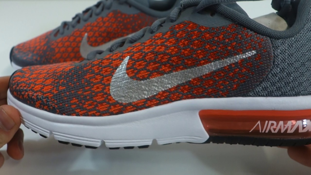 119f609768a Dětské tenisky Nike AIR MAX Sequent 2 (GS)