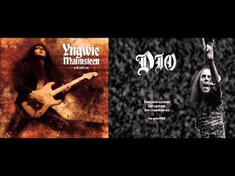 Ronnie James Dio & Yngwie Malmsteen - Dream On