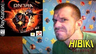 HIBIKI QUICKIE : CONTRA - LEGACY OF WAR for PSX REVIEW
