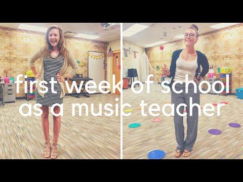 FIRST WEEK OF SCHOOL // teacher life #41