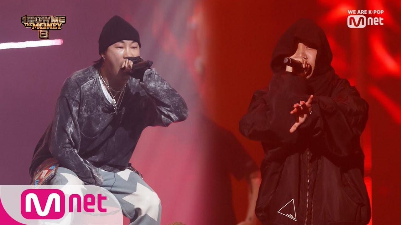 Download Show Me The Money8 [9회] '장점을 극대화 한 무대' EK - Diablo (Feat. JUSTHIS) @본선 8강 190920 EP.9