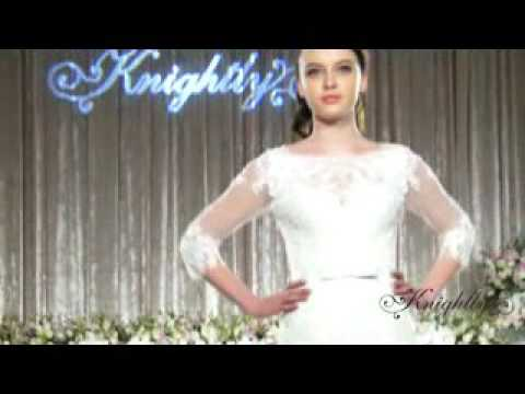 Knightly Wedding Dress Show