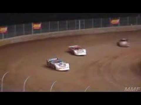 Virginia Motor Speedway - Super Late Models - 5/1/08 - Heat1