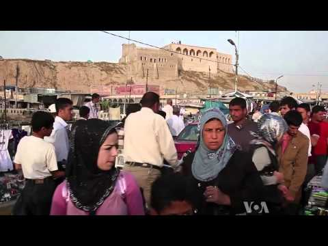 Violence on Rise in Iraq's Oil-Rich Kirkuk Area