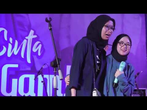 Nissa Sabyan - Bikin orang nangis   Ya Asyiqol Musthofa Terbaru Live Kebumen