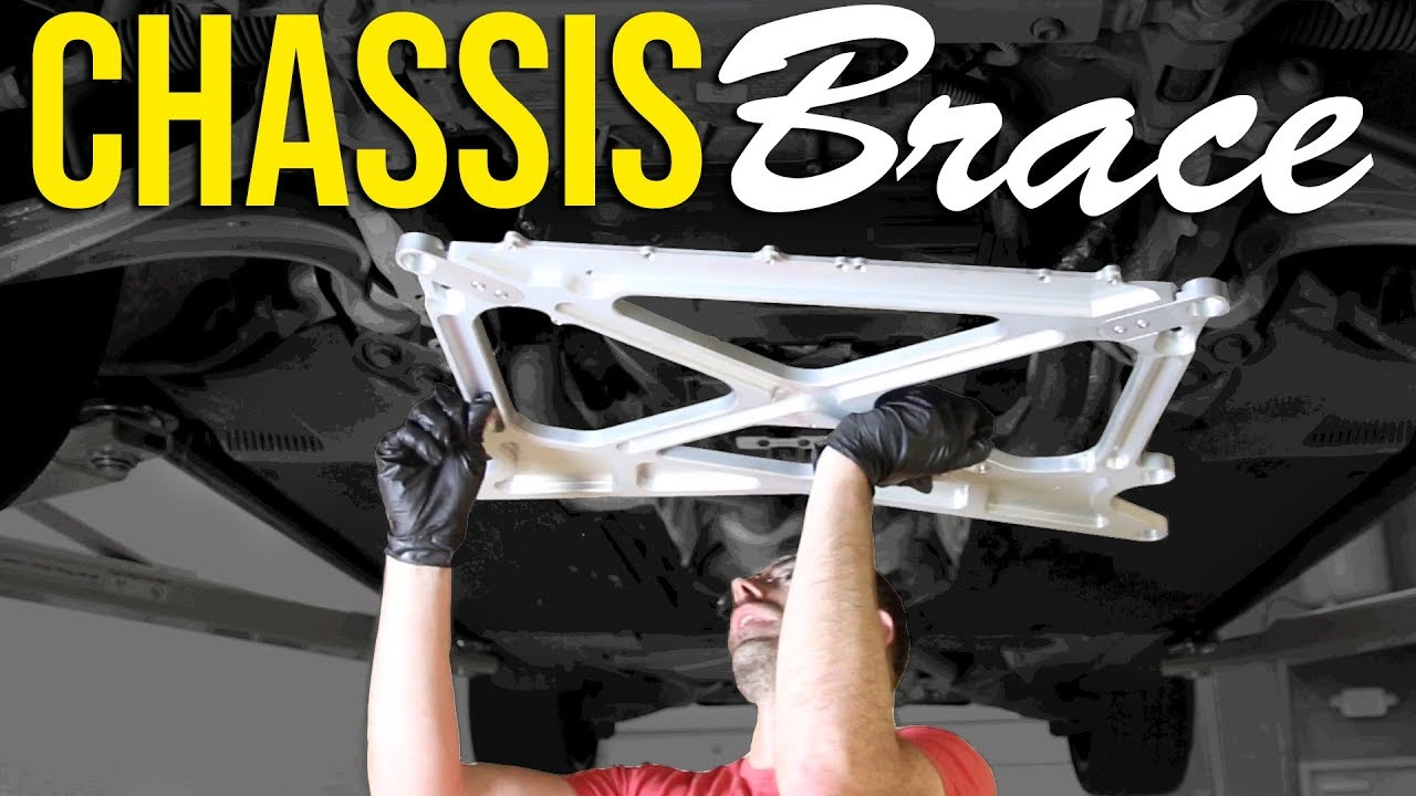 How to install a Chassis Brace | B8 5 Audi S4