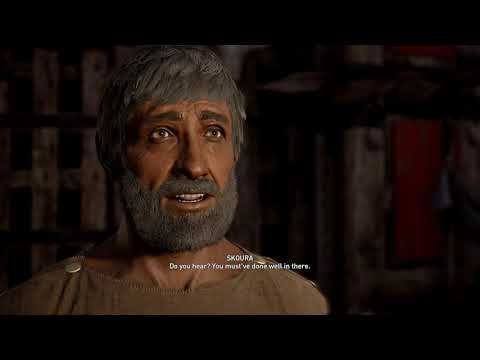Assassin S Creed Odyssey The Arena Of Pephka Part Two Youtube