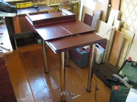 Раскладной стол своими руками (всего за 5 долларов)