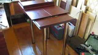 Раздвижной стол qfby ru