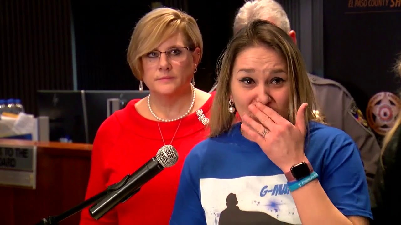 Stepmom of Gannon Stauch arrested on suspicion of first-degree ...