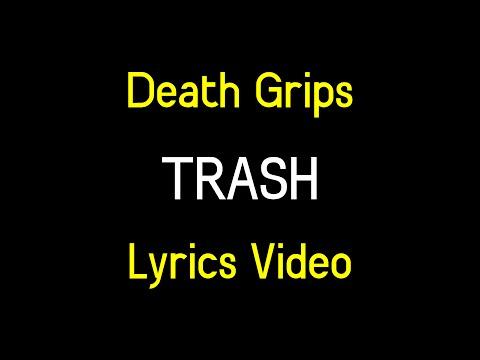 Death Grips - Trash [LYRICS]