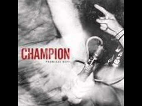Champion-Promises kept (LYRICS)