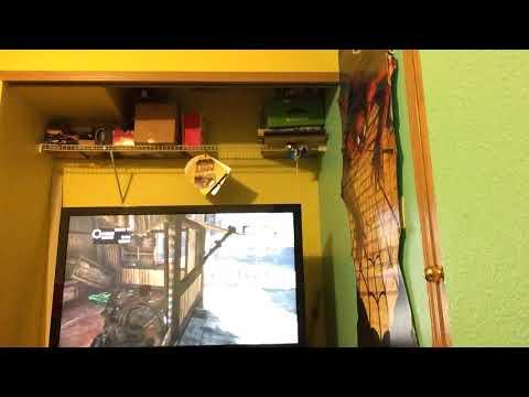 Gears of war 3 Horde Brumak battle wave 10!!