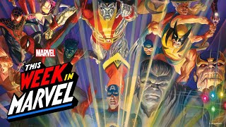 Announcing MARVEL COMICS 1000! | This Week in Marvel