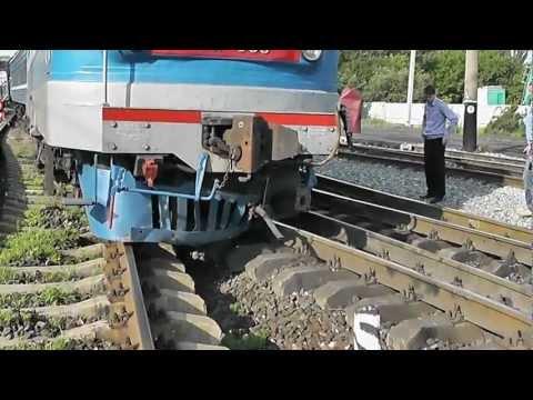 Катастрофа на железной