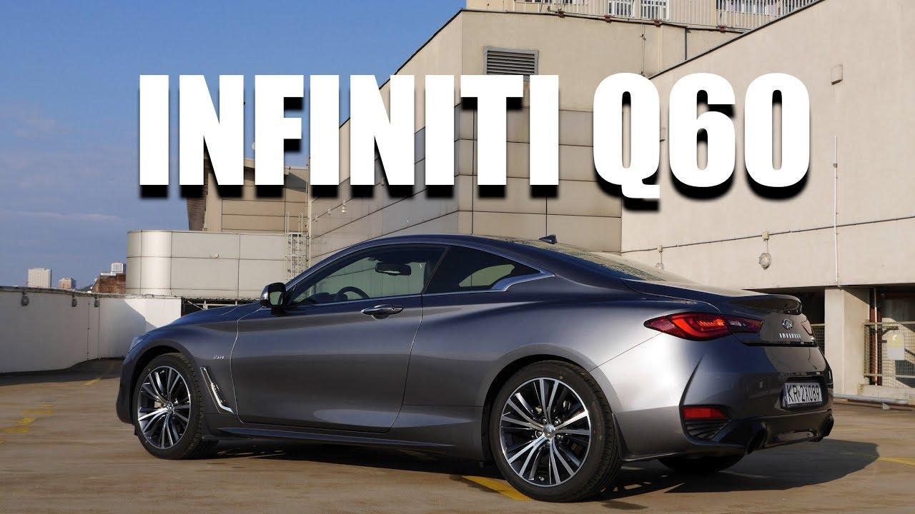 Infiniti Q60 (PL) – test i jazda próbna