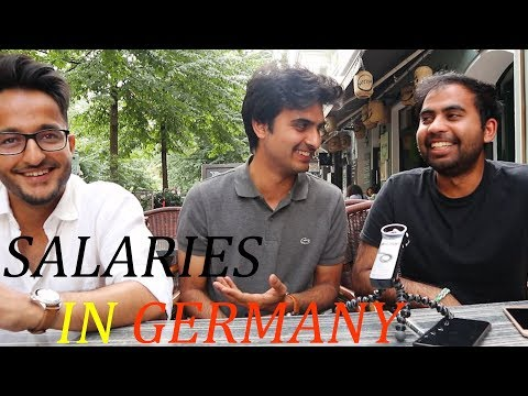 AVERAGE SALARY EXPECTATIONS AFTER YOUR MASTERS FROM GERMANY? | Part 2 | NUSTIANS | MR Podcast Ep. 10