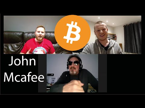John McAfee Interview: