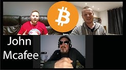 "John McAfee Interview: ""Bitcoin Is Ancient Technology"" Takes Back Bitcoin Price Prediction 2020"