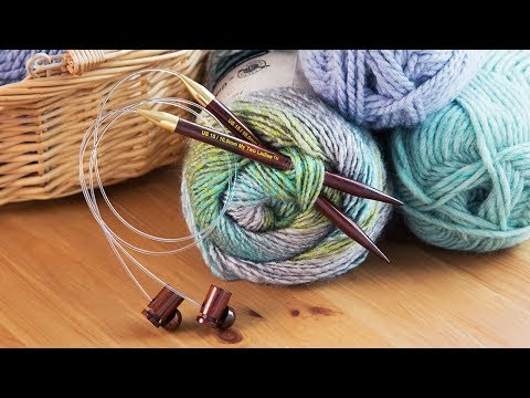 A knitter's delight.