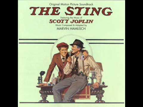 Scott Joplins Solace  The Sting Soundtrack