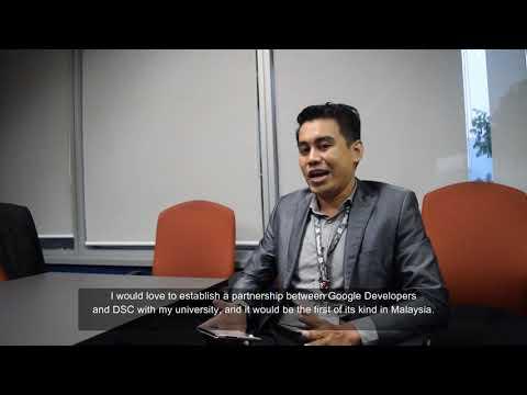 Google Developer Student Clubs Lead Malaysia 2019 - Anuar Azizi (UNIKL MIIT)