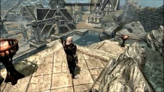 Skyrim - Enchant any weapon with dragon shouts!