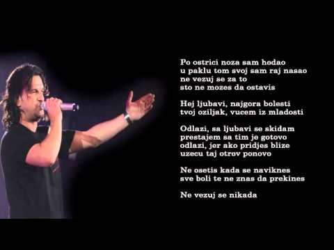 Aca Lukas - Sa ljubavi se skidam - (Audio 2003)