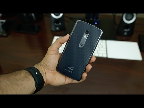 DROID Maxx 2 Unboxing and Impressions