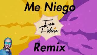 Me Niego (Remix) Reik ft Ozuna, Wisin x Fer Palacio