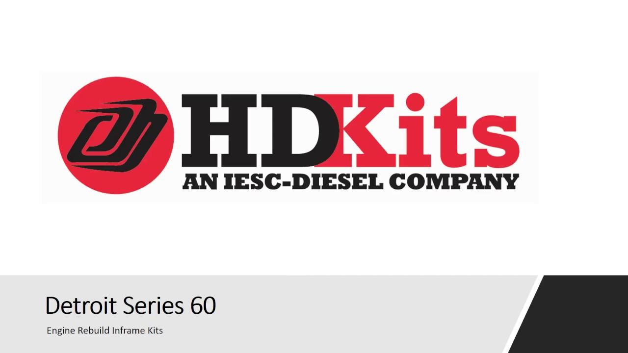 medium resolution of detroit diesel series 60 egr non egr engine rebuild kits overhaul kits parts